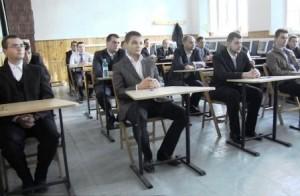 Aspiranții la o parohie dau examen pe 1 aprilie