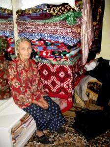 [VIDEO] Bunica țesătoare, promovată pe internet