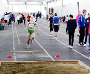 Romanul are doi vicecampioni și o medalie de bronz, la naționalele atletice