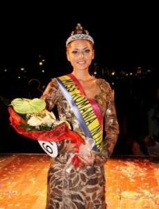O romașcană din Italia vrea să ajungă Miss Mondo