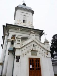 """Biserica """"Sfântul Gheorghe"""" din Roman intră în reparații"""