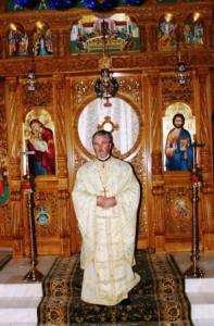 Preotul Mihai Ifrim