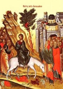 Ortodocşii sărbătoresc Floriile
