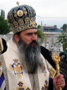 """ÎPS Teodosie, arhiepiscopul Tomisului, invitat la hramul Bisericii """"Sfântul Gheorghe"""""""