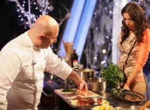 """Durul"" de la ""Master Chef"" gătește la Roman"