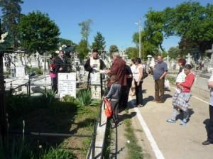 [FOTO] Mii de pelerini la mormântul strămoşilor