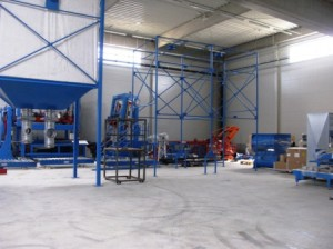Adeplast deschide fabrica de polistiren de la Cordun