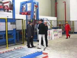 Adeplast a inaugurat o fabrică de trei milioane de euro la Cordun