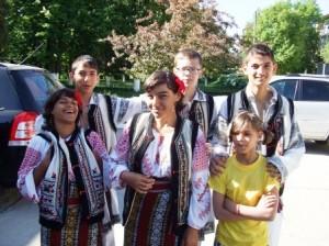 """""""Hora"""" romaşcană, printre cele mai bune din ţară"""