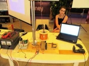 Automat de bomboane inventat de un elev al CNRV