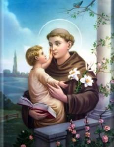 Credincioșii romano-catolici îl sărbătoresc pe Sfântul Anton de Padova
