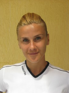 Oana Alina Chitacu - extremă dreapta