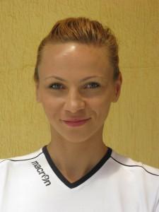 Gabriela Mihalschi - inter stânga