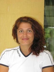 Paula Elena Pavăl - centru, inter