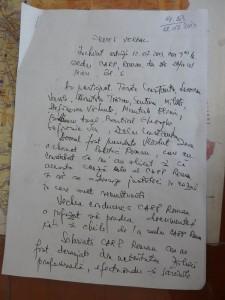 Scandalul de la CARP se mută la Judecătoria Roman