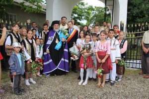 110 ani de la sfințirea bisericii din comuna Bîra