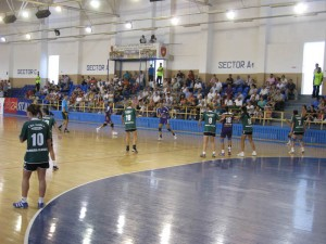 HCM Roman va juca în prima etapă cu Universitatea Cluj
