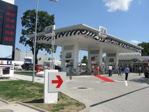 Compania SOCAR a inaugurat o benzinărie la Roman