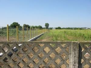 Au început lucrările la noul cimitir