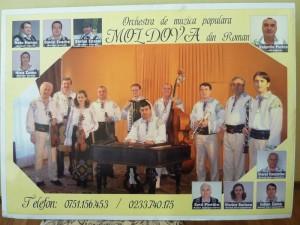"Orchestra ""Moldova"" a dus muzica populară la Paris"
