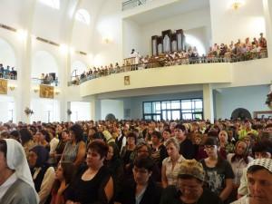 Bucurie din credință, la hramul bisericii din Pildeşti