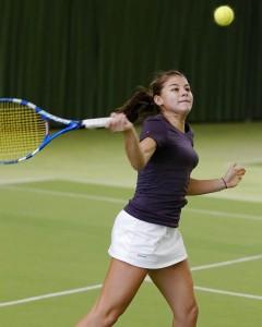 Ana Bianca Mihăilă a revenit în turneele internaţionale