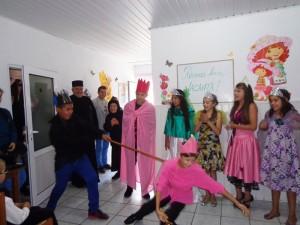 """Carnaval la Asociaţia """"Iubire şi speranţă"""""""