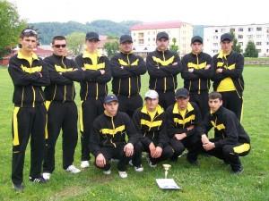 Echipa de seniori a LPS Roman