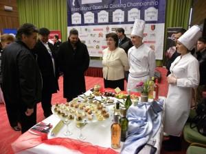 Festival internațional de gătit, la Roman