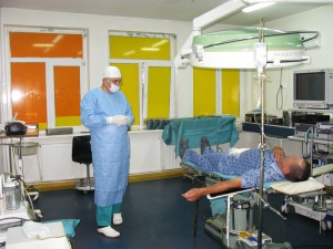 Baletul chirurgical