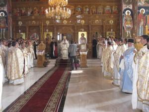 Sfințirea bisericii din Cotu Vameș, sărbătoarea satului