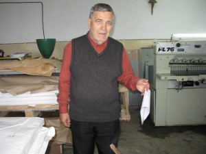 Profesor tipograf și inventator