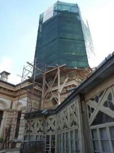 Palatul Arhiepiscopal se înnoiește cu 10.000.000 de lei