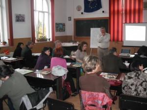 Profesorii romașcani au studiat istoria comunismului