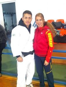 Alexandru Dascălu este vicecampion naţional la judo