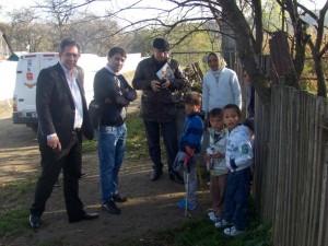 """Fundația Creștină """"Gigi Becali"""" a salvat copiii din Moreni"""