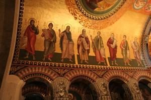 Cezar Constantin Cătălin Băluţ – muralist romaşcan de excepţie