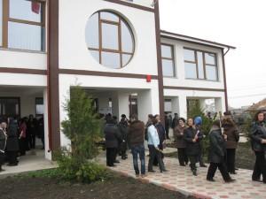 Cel mai mare dispensar uman din zona rurală este la Adjudeni