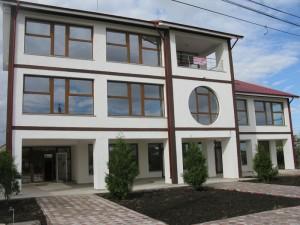 Noul dispensar medical de la Tămăşeni este dat comunităţii