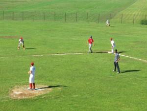 Tabără de baseball şi softball la Alexandria
