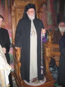 Arhiepiscopul Eftimie Luca împlineşte 99 de ani