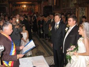 A doua nuntă ca-n poveşti în familia Tărâţă