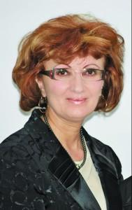 Emilia Țuţuianu, director, editor şi realizator al revistei Melidonium
