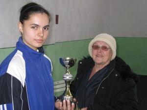 atletism - Alexandra Calistru