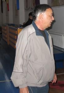 Antrenorul emerit Ioan Holban