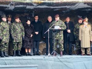 """""""Jderii"""" Batalionului 634 Infanterie s-au întors acasă"""