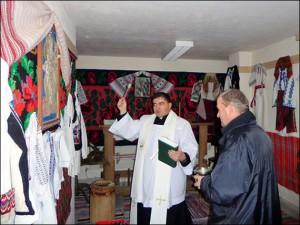 """Muzeu """"Anton Durcovici"""", inaugurat la Biserica """"Fericitul Ieremia Valahul"""""""
