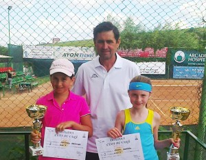 Record de medalii pentru tenismenii de la Clubul Atletic în 2013