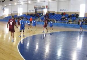Handbaliştii juniori III de la LPS Roman sunt pe locul I