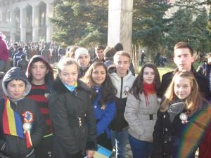 Urări de la copii pentru toţi românii